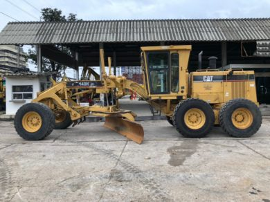 CAT 140H-2ZK01252